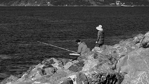 Fishing by Phil Bearce