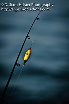 Fishing Pole by Scott Heister