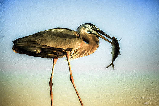 Fishing by Russell Mancuso