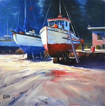 Fishing Soon by Ningning Li