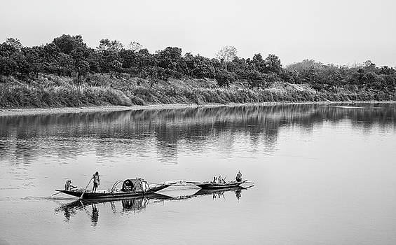 Fishing The Lower Ganges by Chris Cousins