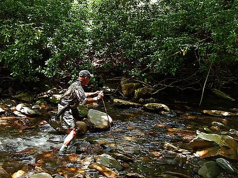 Joe Duket - Fishing the Pocket Water