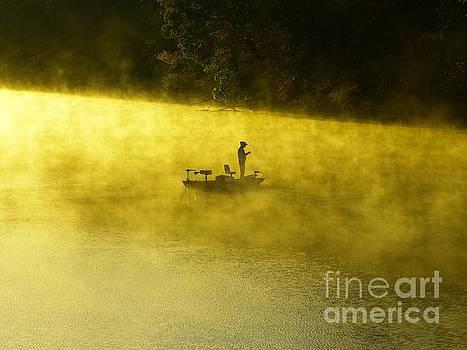 Fishing the Prettyboy Reservoir by Donald C Morgan