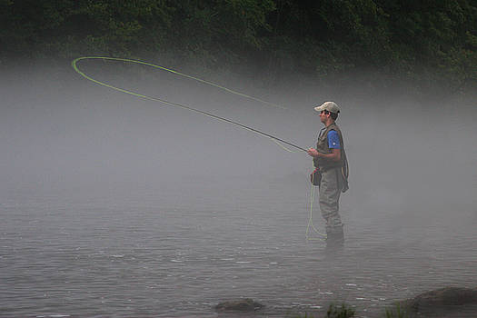 Ken Barrett - Fishing The Watauga River