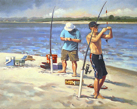 Fishing by Todd Baxter