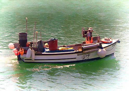 Paul Gulliver - Fishing vessel