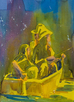 Fishing by Vickie Myers
