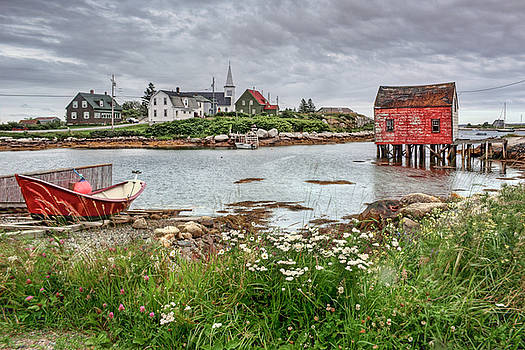 Nikolyn McDonald - Fishing Village - Nova Scotia - Canada