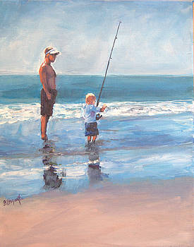 Fishing with Daddy by Bethany Bryant