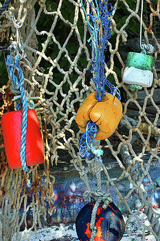 Nikolyn McDonald - Fishnet and Buoys