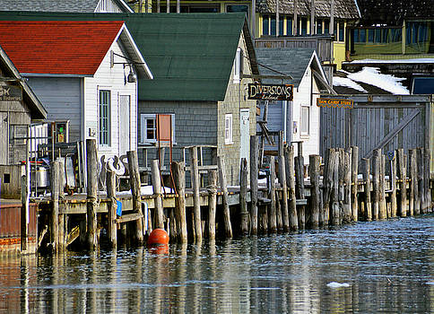 Fishtown In Leland by SimplyCMB