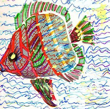 Anne-elizabeth Whiteway - Fishy Wiggles