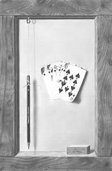 Five Card Draw by Brian Duey