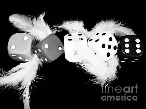 Five dice wish  by Gerald Kloss