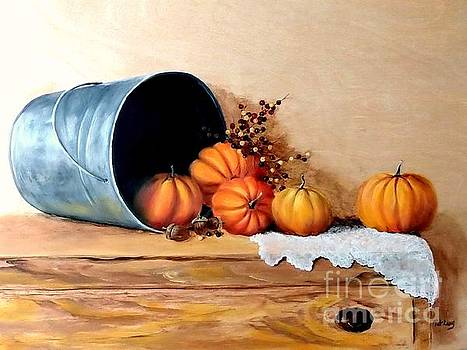 Five Little Pumpkins by Patricia Lang