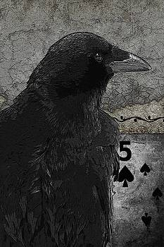 Five Of Spades by Gothicrow Images