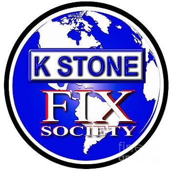Fix Society K STONE by Peter Hutchinson