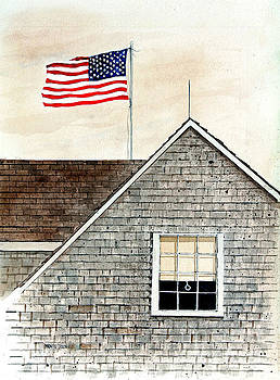 Flag Day by Monte Toon