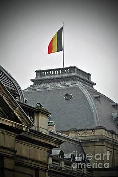 Jost Houk - Flag of Belgium