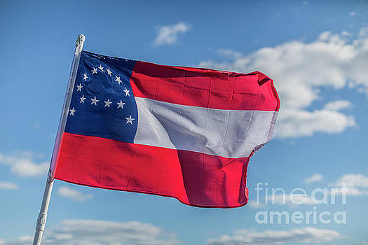 Flag of the Army of Northern Virginia 5126 by Doug Berry