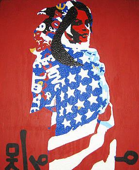 Flag by Voodo Fe'