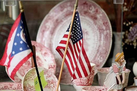 Monica Whaley - Flags