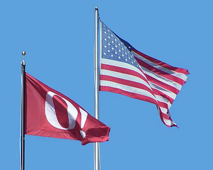 Nikolyn McDonald - Flags - United States - Omaha