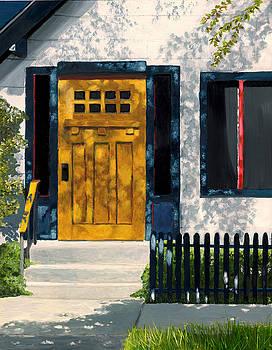 Flagstaff Bungalow by Karyn Robinson