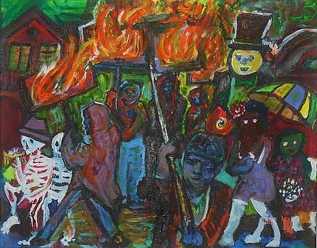 Flambeaux by James Christiansen