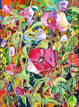 Flamboyant Foliage by Karen Merry