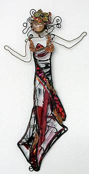 Flame Dancer by Maxine Grossman