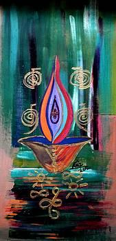 Rizwana A Mundewadi - Flame of Purification