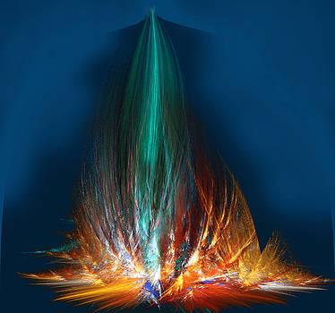 Flame by Ricardo Szekely