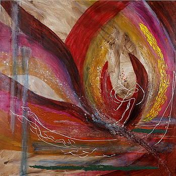 Flame by Seema Varma