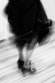 Colin Cuthbert - Flamenco Dancer