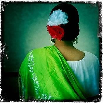 Flamenco Dancer by Victoria Serrano