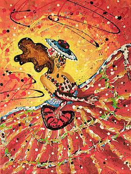 Flamenco by James Kline