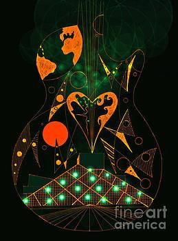 Flamenco by Jose Vasquez