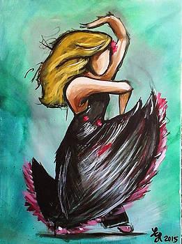Flamenco by Loretta Nash