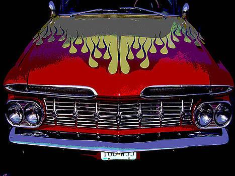 Flames by Audrey Venute