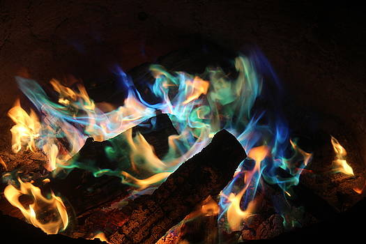 Jenny Revitz Soper - Flames