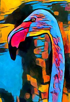Flamingo by Chris Butler