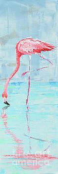 Flamingo by Paola Correa de Albury