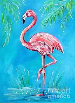 Flamingo by Renee Hilimire