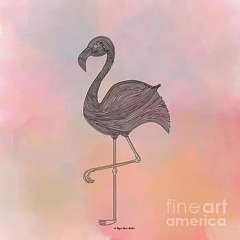 Flamingo1 by Megan Dirsa-DuBois
