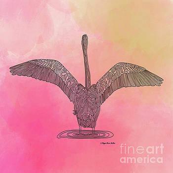 Flamingo2 by Megan Dirsa-DuBois
