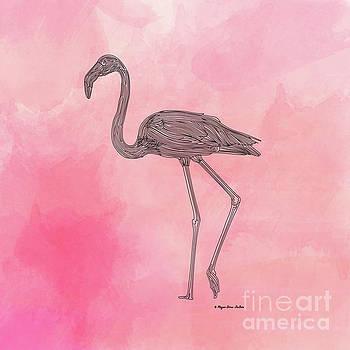 Flamingo3 by Megan Dirsa-DuBois