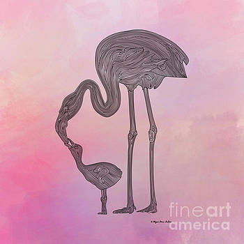 Flamingo6 by Megan Dirsa-DuBois
