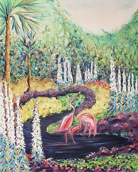Suzanne  Marie Leclair - Flamingo
