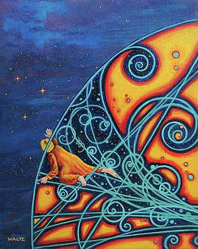 Flammarion Firmament by Beth Waltz